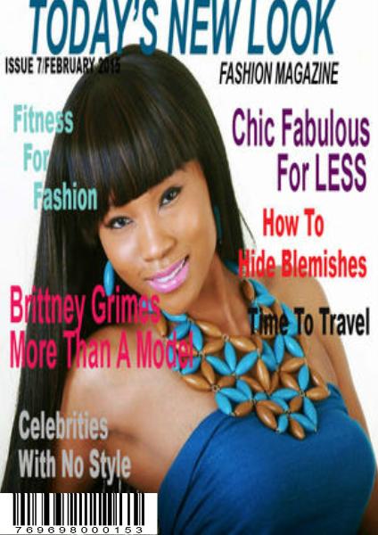 NEW LOOK FASHION MAGAZINE Issue 7/February 2015