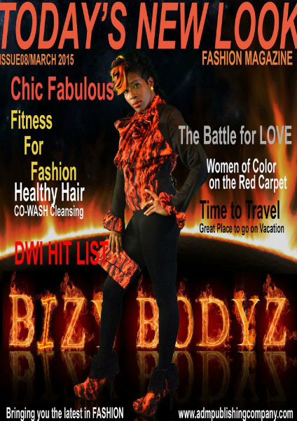 NEW LOOK FASHION MAGAZINE Issue 8/March 2015