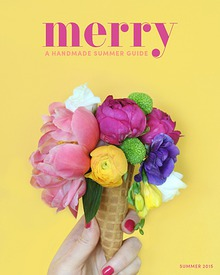 Merry - A Handmade Seasonal Guide