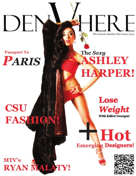 DenVhere: The Denver Reality Star Issue 2014
