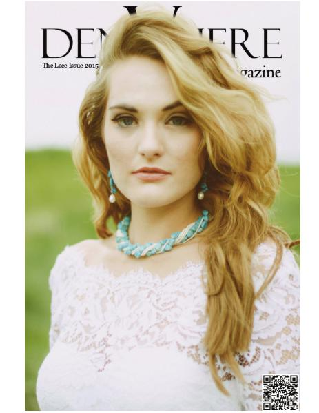 DenVhere Magazine: The Lace Issue 2015