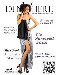 DenVhere Magazine: DenVhere Magazine: Apocalypse Survival Issue 2013