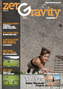Zero Gravity Magazine numero 0