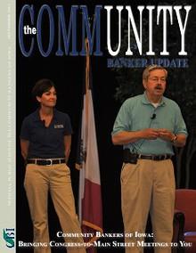 Community Bankers of Iowa Monthly Banker Update