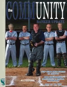 Community Bankers of Iowa Monthly Banker Update June 2013