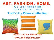Art. Fashion. Home. - The Pretty Pillows Collection