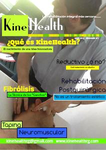 KineHealth Enero 2013 N°1