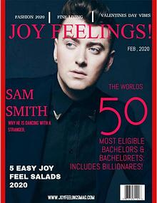 Joy feelings magazine