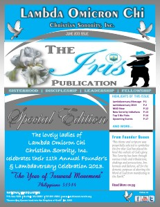 The IRIS Publication June 2013
