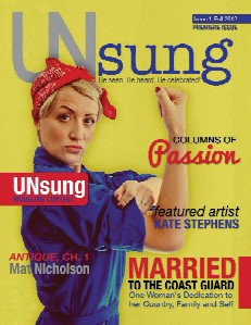 UNsung, The Magazine October, 2012