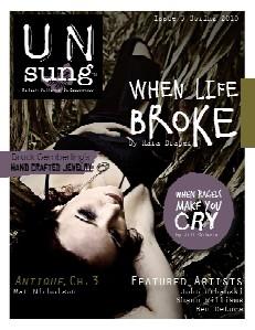 UNsung, The Magazine April 31, 2013