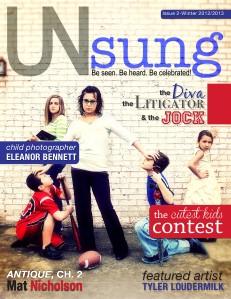 UNsung, The Magazine January 2013