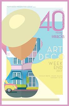 Art Deco Weekend 2017