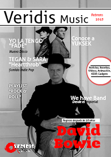 Veridis Music Febrero 2013