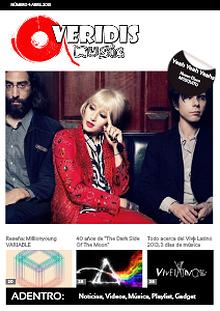 Veridis Music Abril 2013