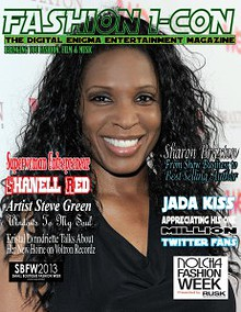 Fashion I-Con The Digital Enigma Magazine Dec Issue