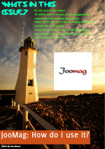 JooMag Creation February 2013