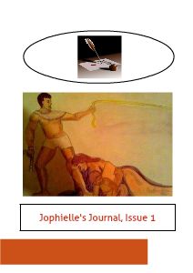 The Creative's Journal Vol. 1