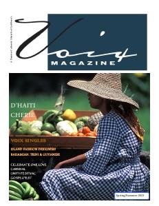 Voix Magazine Spring/Summer 2013
