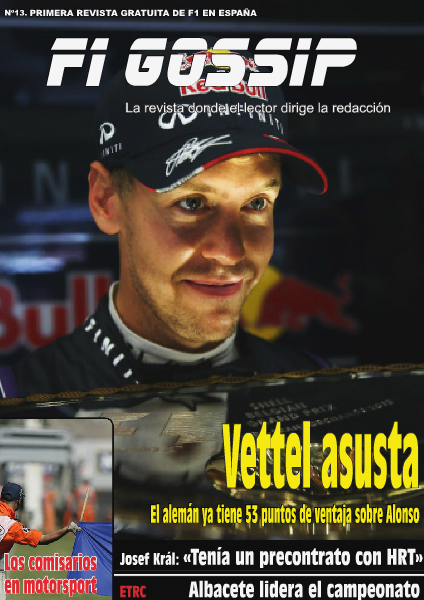 F1Gossip Magazine Número 13
