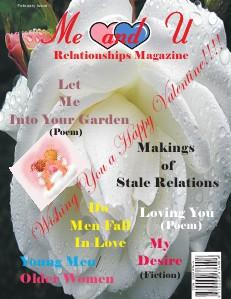 me & u Magazine 1