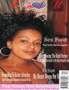 me and U Magazine (june). 2013