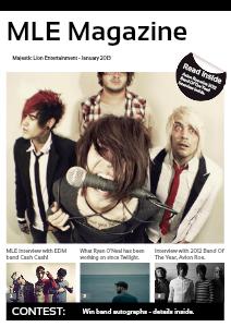 MLE Magazine Jan 2013