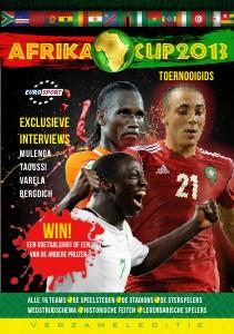 Afrika Cup 2013 Toernooigids Januari 2013