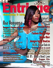 Entrigue Magazine December 2014