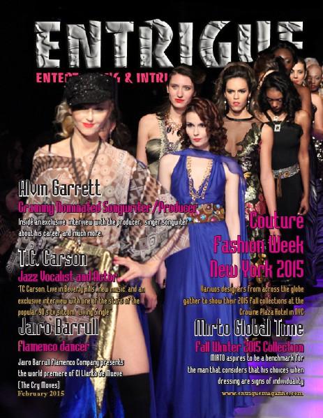 Entrigue Magazine December 2014 February 2015