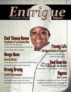 Entrigue Magazine December 2014 January 2013