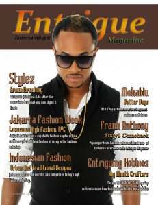 Entrigue Magazine December 2014 November 2012