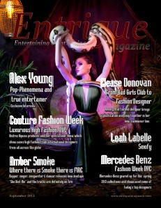 Entrigue Magazine December 2014 September 2012