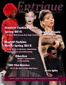Entrigue Magazine December 2014 March 2012