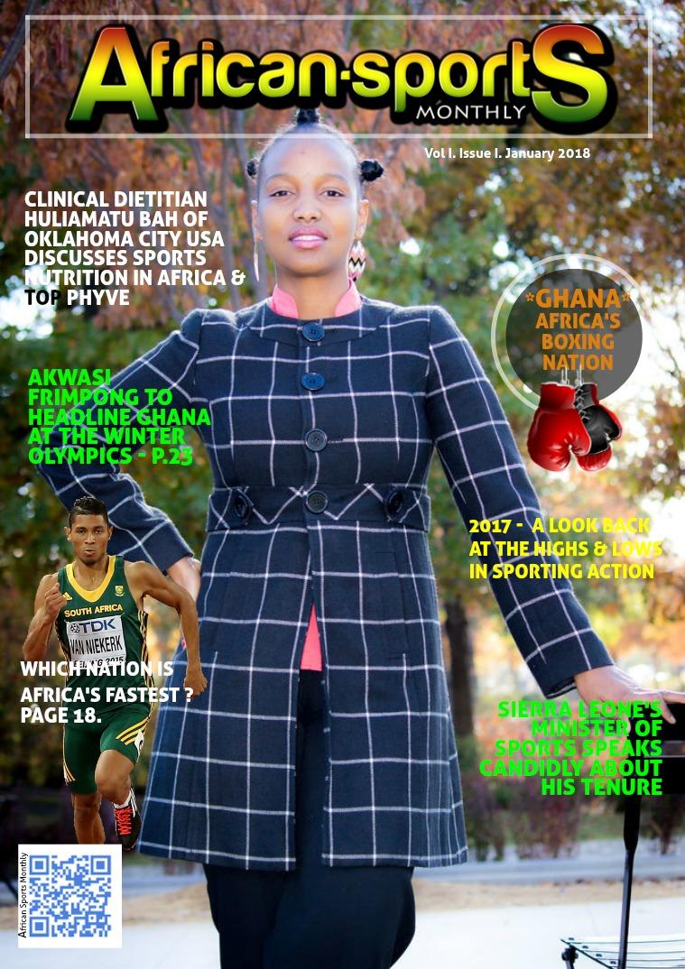 Vol I. Issue I. January 2018