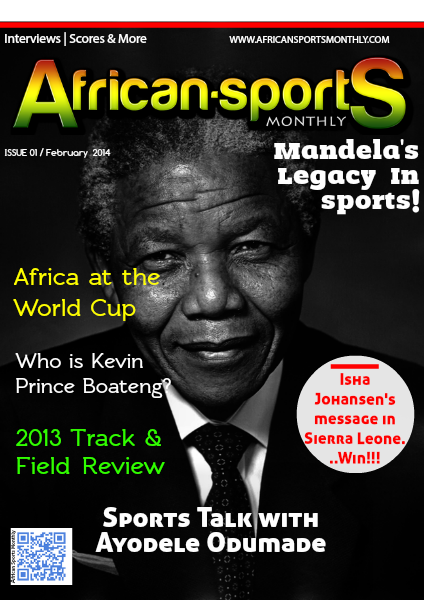 African Sports Monthly February 2014 Issue