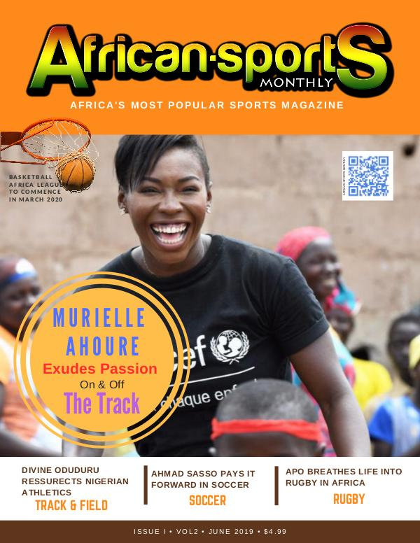 JUNE 2019 ISSUE I Vol 2