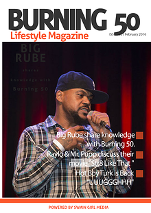 Burning 50 Lifestyle Magazine