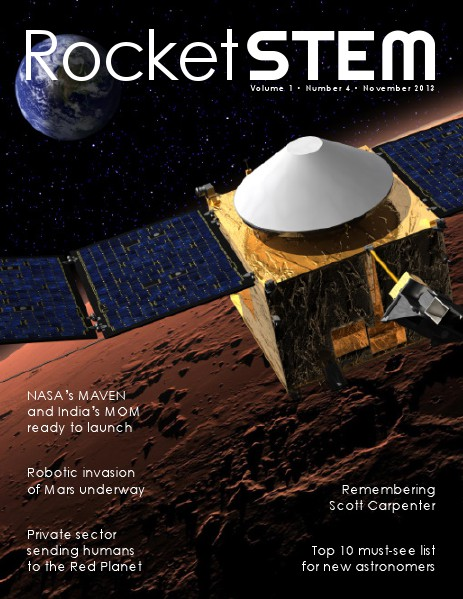 Issue #4 - November 2013
