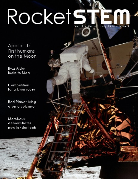 RocketSTEM Issue #8 - July 2014