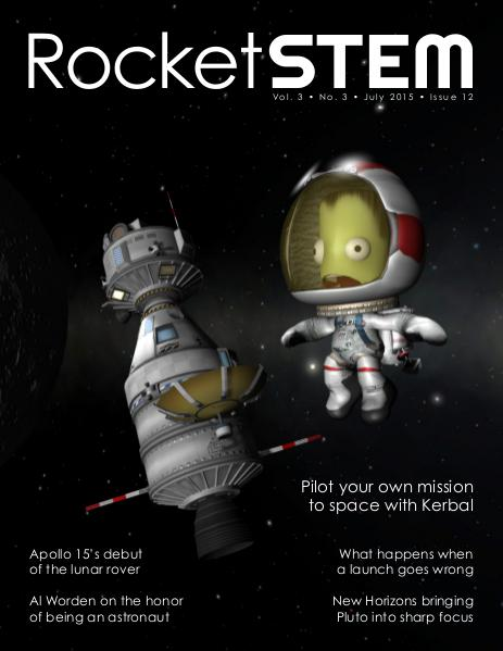 Issue #12 - July 2015