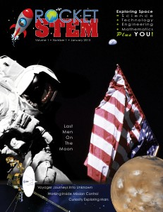 RocketSTEM Issue #1 - January 2013
