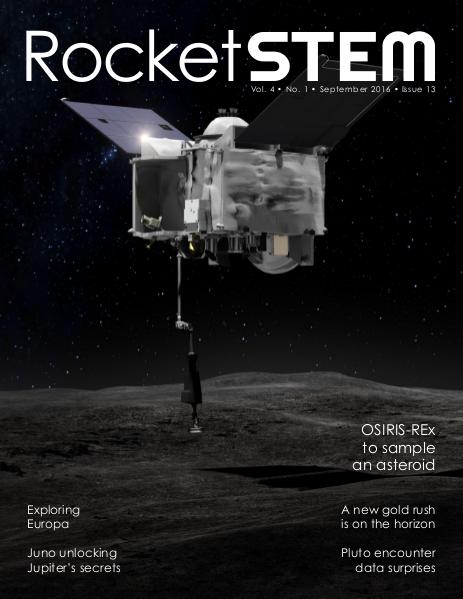 RocketSTEM Issue #13 - September 2016