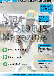 Star Status Magazine