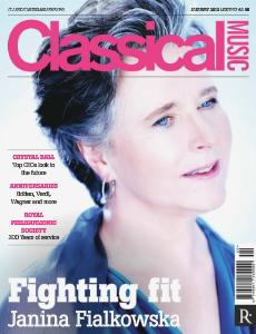 Classical Music January 2013 January 2013