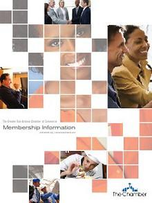 Membership Application Magazine