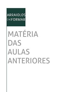 Arraiolos (in)formar