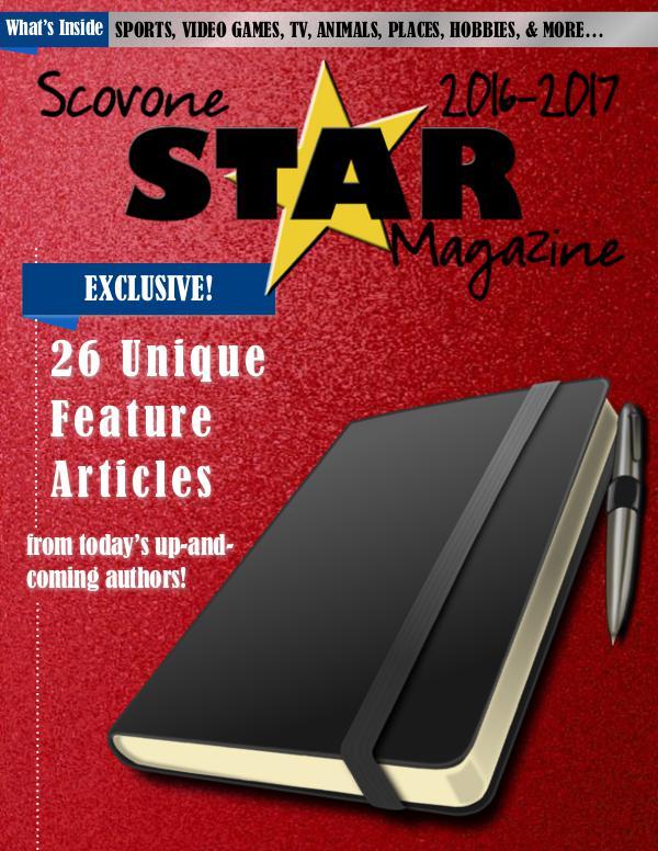 Scovone Star Magazine 2016-2017