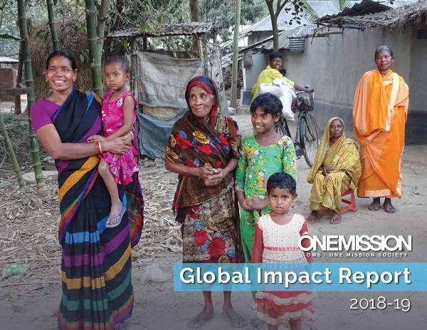 OMS Global Impact Report Global Impact Report 2018-19