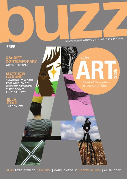 October 2014 - Art Issue